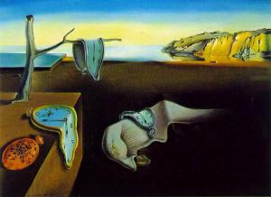 DALI-CLOCKS-MELTING